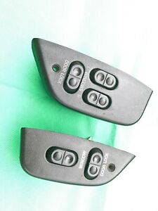 1992 1997 Ford F 150 Bronco Master Driver Passenger Window Switch Set