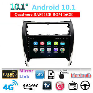 10 1 Android 10 1 Car Stereo Radio Gps For Toyota Camry 2012 2014 W Canbus