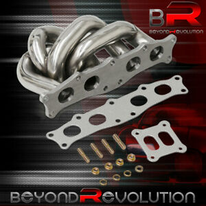 For 91 95 Celica Mr2 Stainless Steel Turbo Ct26 Exhaust Manifold Upgrade 3sgte