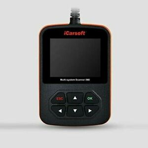 Icarsoft Genuine Mercedes Benz I980 Professional Diagnostic Scanner Tool