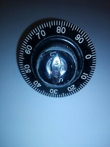 Sargent Greenleaf S g Group Lock Dial Safe Vintage Dial Spindle Only