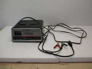 Nice Schumacher 12v Battery Charger 2 10 50amp Fully Automatic Engine Start