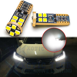 6000k Led Light Headlight Strip Bulbs For Honda Accord 4dr Sedan 2dr Coupe 2013