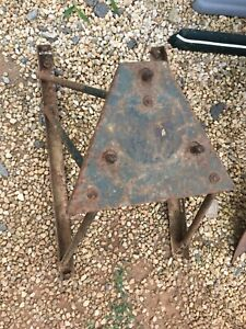 1954 1955 Chevy Gmc Truck And Others Original Spare Tire Mount