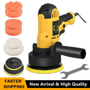 Car Polisher Buffer Sander Waxing Machine Home Diy Waxer Wired Paint Cleaner Kit