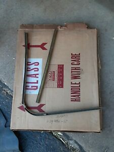 1935 1936 Ford Station Wagon Woodie Window Tracks Brass