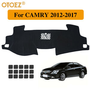 Dashmat Car Dashboard Cover Mat Pad Protector Custom Fit Toyota Camry 2012 2017 Fits 2014 Camry Se
