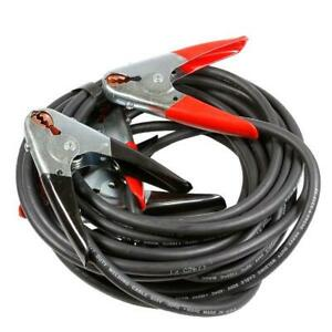 Forney Jumper Battery Cables Heavy Duty Booster 2 With 500 Amp Clamps 20 Ft