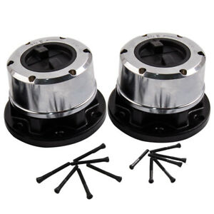 2pcs Locking Hubs 26 Splines For Geotracker Lsi Convertible 2 Door 1994