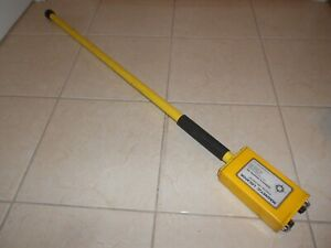 Dunham Morrow Magnetic Locator Dml2000 xr Pipehorn Radiodetection