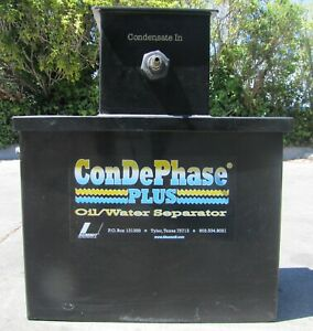 Condephase Plus Oil Water Separator Compressed Air Condensate System