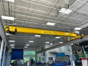 make Offer New 2015 10 Ton Single Girder Crane Hoist System