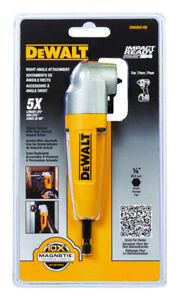 Dewalt Impact Ready Metal Right Angle Drill Attachment 1 Pc