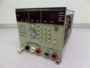 Tektronix Ps5010 Programmable Power Supply Module Plug In