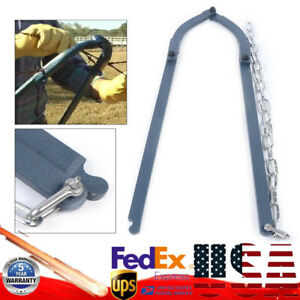 Heavy Duty Fence Fixer Wire Strainer Stretcher Chain Fence Strainer Repair Tool