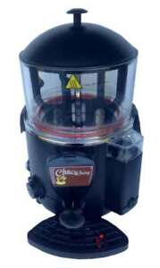 10 Litre Hot Chocolate Machine Dispenser Commercial Chocolate Maker Mixer