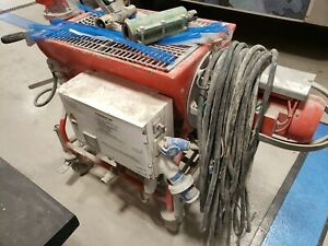 Concrete Grout Pump Putzknecht S48