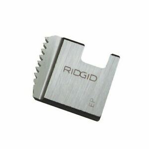 Ridgid 37840 1 1 4 12r Npt Pipe Threading Dies