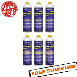 Royal Purple 11755 Max Tane Diesel Fuel Injection Cleaner Cetane Booster 6 Pack