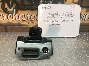 2004 2008 Chrysler Crossfire Trunk Lock Latch Actuator Motor Unit 1937500285 C9