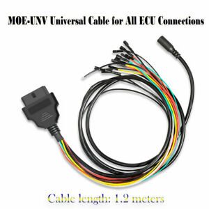 New Moe Universal Cable For All Ecu Connections Obd Diagnostic Cable