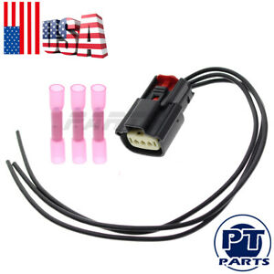 New 9u2z14s411ea Ignition Coil Connector For Ford F150 Flex F250 F350 Super Duty