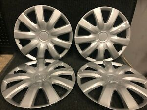 Toyota Camry Hubcaps Wheel Covers Replacement Caps 2002 2006 15 Set 4 61136r