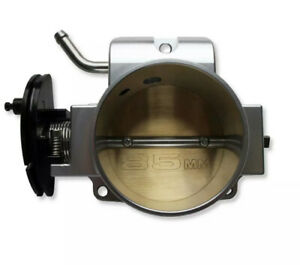 Holley Sniper 860023 Efi Throttle Body 85mm 3 bolt Silver Early Truck And Ls1