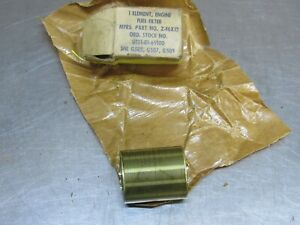 Fuel Filter Element Nos Dodge Wc Truck Wwii Military S9