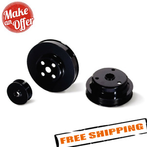 Jet Performance 90105 Underdrive Pulley Set