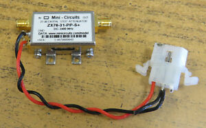 Mini circuits Zx76 31 pp s 31db Digital Step Attenuator Dc 2400mhz