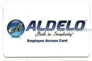 Adelo Pos Employee Access Magnetic Swipe Cards 5 Pack High Quality New
