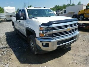 Front Seat Bucket And Bench Seat Opt Az3 Fits 14 18 Sierra 1500 Pickup 1599601