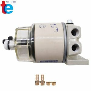 R12t For Marine Spin on Fuel Filter Water Separator 120at 10 Micron