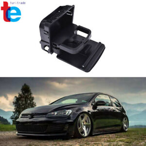 Center Console Armrest Cup Holder For Vw Jetta Mk5 Golf Mk6 Gti Eos Rabbit Rear