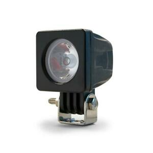 Dv8 Offroad S2 1e10w10w 2 Inch Square Off Road Light 10w Spot 10w Led Black