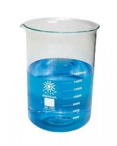 Beakers Low Form Borosilicate Glass