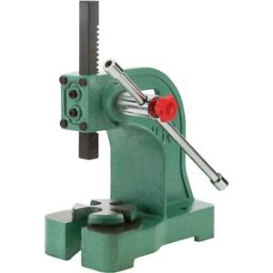 Grizzly T27033 1 2 Ton Arbor Press