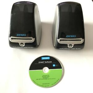 Dymo Labelwriter 450 Turbo Thermal Label Printer X2 Untested