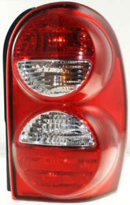 Passenger Right Side Tail Light Tail Lamp For 05 07 Jeep Liberty