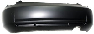 Primed Rear Bumper Cover Replacement For 2000 2005 Toyota Celica