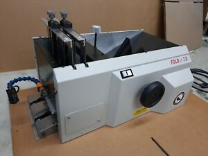 Fold it mailcrafters In station Folder For Mailcrafters Bell howell Inserters