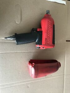 Snap On Tools Super Duty Impact Air Wrench Mg725 1 2 Drive
