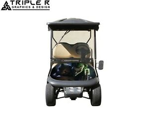 Golf Cart Full Body Wrap For Club Car Precedent joker