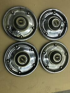 69 To 70 Chevy Truck Hubcaps Used