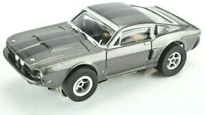 Auto World Xtraction 1967 Ford Shelby Gt 500 Mustang Ho Scale Slot Car