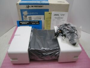 New Opened Box Bk Precision 3022 Sweep Function Generator In Box Manual Lead