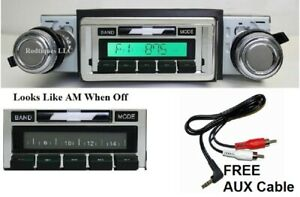 1978 1981 Chevy Camaro Radio Free Aux Cable Stereo 230