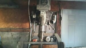 Clausing Seat And Guide Machine Sioux Valve Grinder Goodson Crack Ckr Rimac