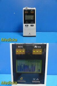 Oridion Medical Microcap Handheld Capnograph W o Power Supply tested 22296